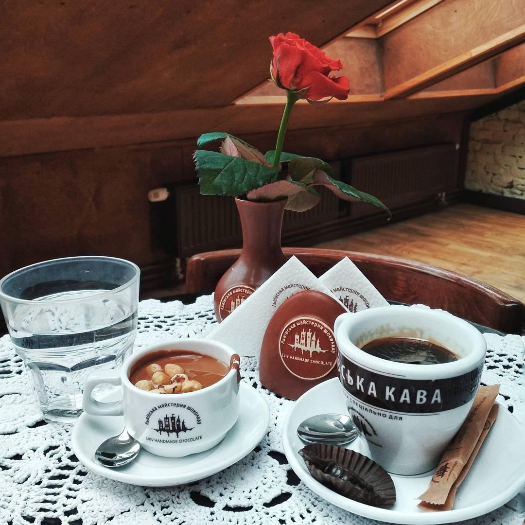 львівська кава
