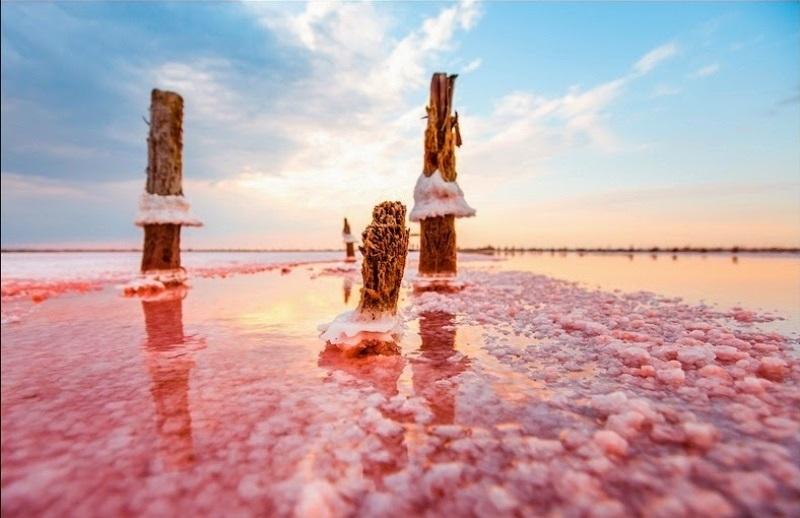 Лемурійське озеро на Херсонщині