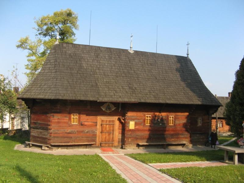 Миколаївська церква  Чернівці