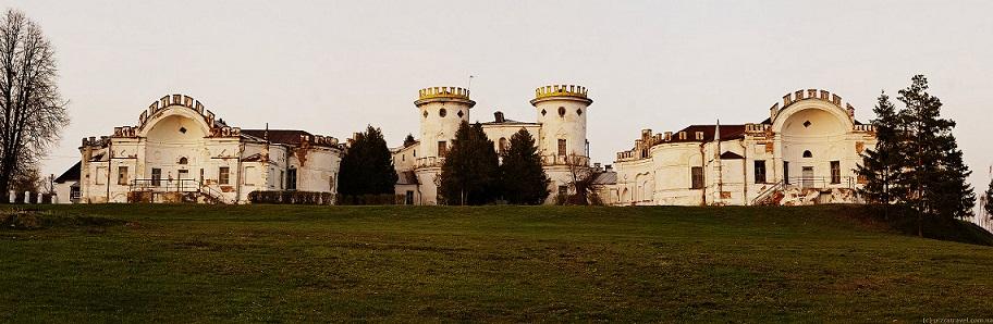 Палац Румянцева-Задунайського