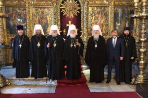Московські митрополити виявили зневагу до Вселенського Патріарха Варфоломія