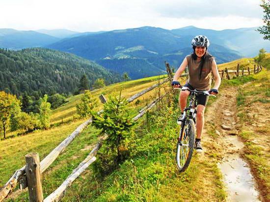 велотур велосипед гори туризм