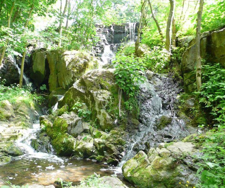 Троянівський водоспад