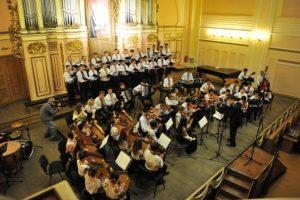 Львівський оркестр зробив приголомшливий кавер на хіт Imagine Dragons (відео)