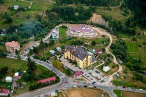 Українська Швейцарія: місто-курорт Східниця запрошує на вікенд (фото)
