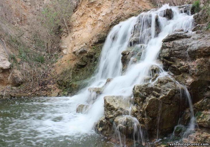 Вільнянський водоспад, Дерезівка