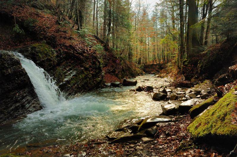 Водоспад Крутило