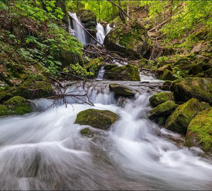 Водоспад Воєводин