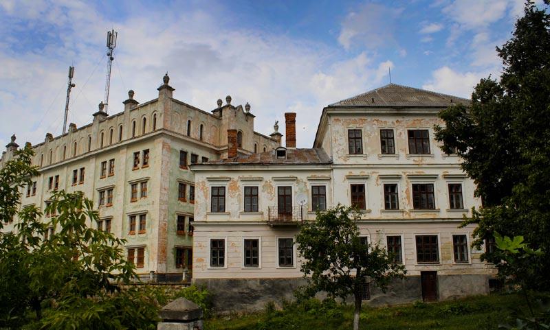 Ягільницький замок