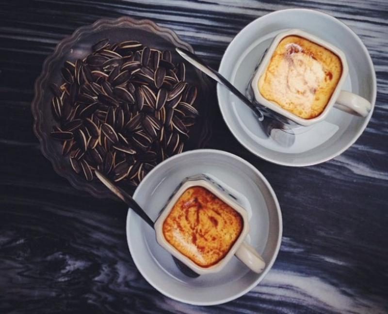 Яєчна кава (В'єтнам)