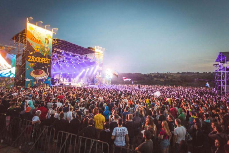 Zaxidfest фестиваль