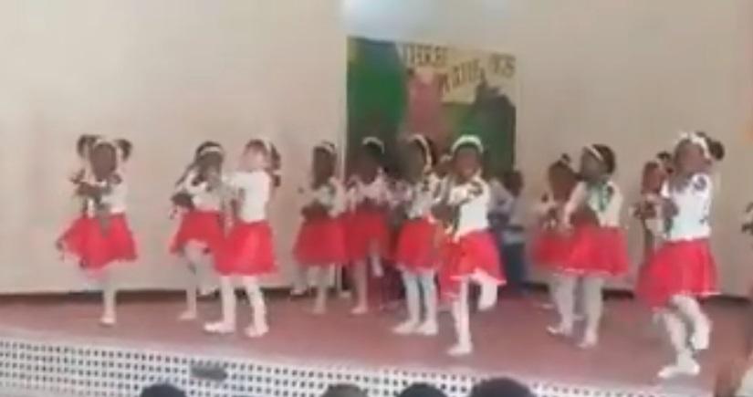 Афробандерівці: мережу підкорює український танець маленьких жителів Намібії (відео)