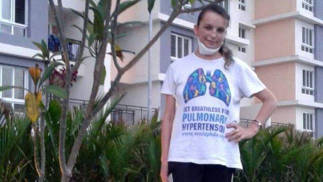 Юлію Кавій, якій в Індії пересадили серце і легені, лікарі відпускають додому