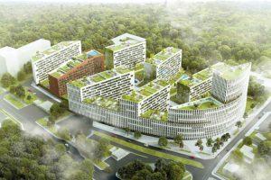 На території інструментального заводу у Львові збудують житловий комплекс