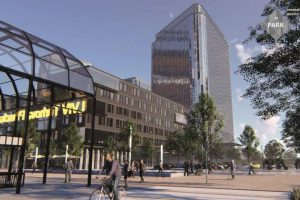 У Львові стартувало будівництво інноваційного кварталу IT Park