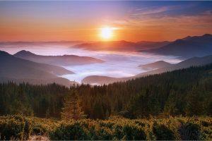 12 неповторних українських світанків, які обов'язково потрібно зустріти