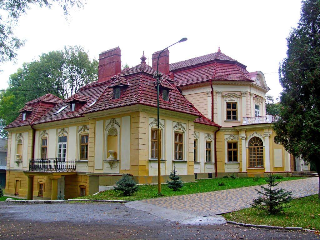 Курорт Великий Любінь, Львівська область