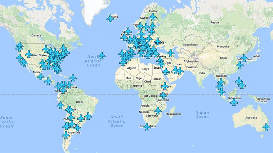 Збережіть собі! ВСІ паролі до Wi-Fi у ВСІХ аеропортах світу