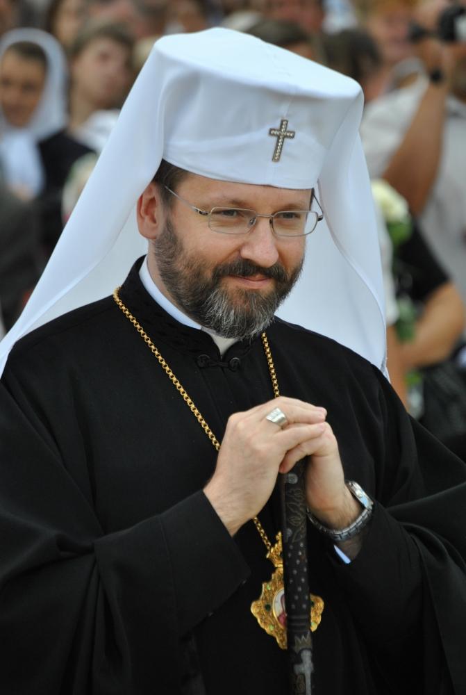 Глава УГКЦ Блаженніший Святослав /osbm.info