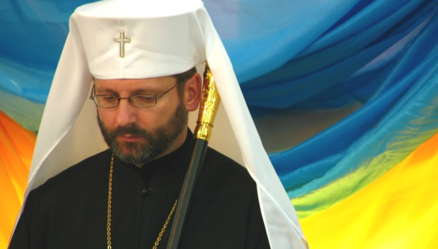 Глава УГКЦ Блаженніший Святослав /Credo