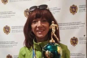 250 км за два дні: 61-річна львів'янка встановила рекорд України з бігу
