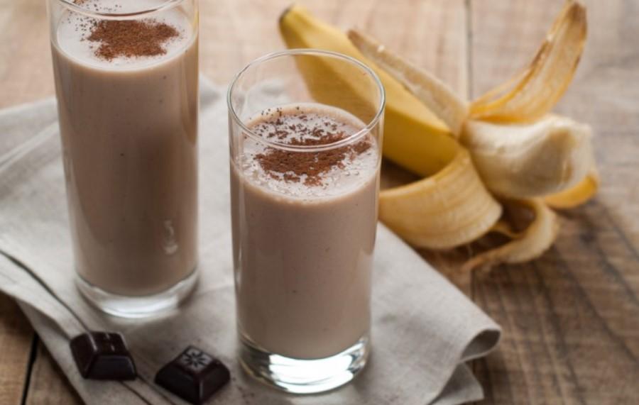 Кавово-банановий смузі кава