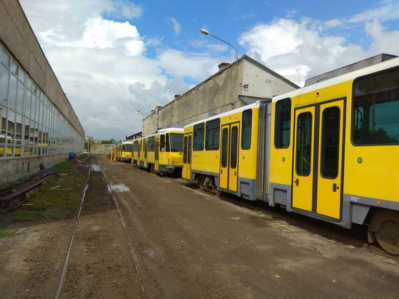 вживані трамваї з німеччини