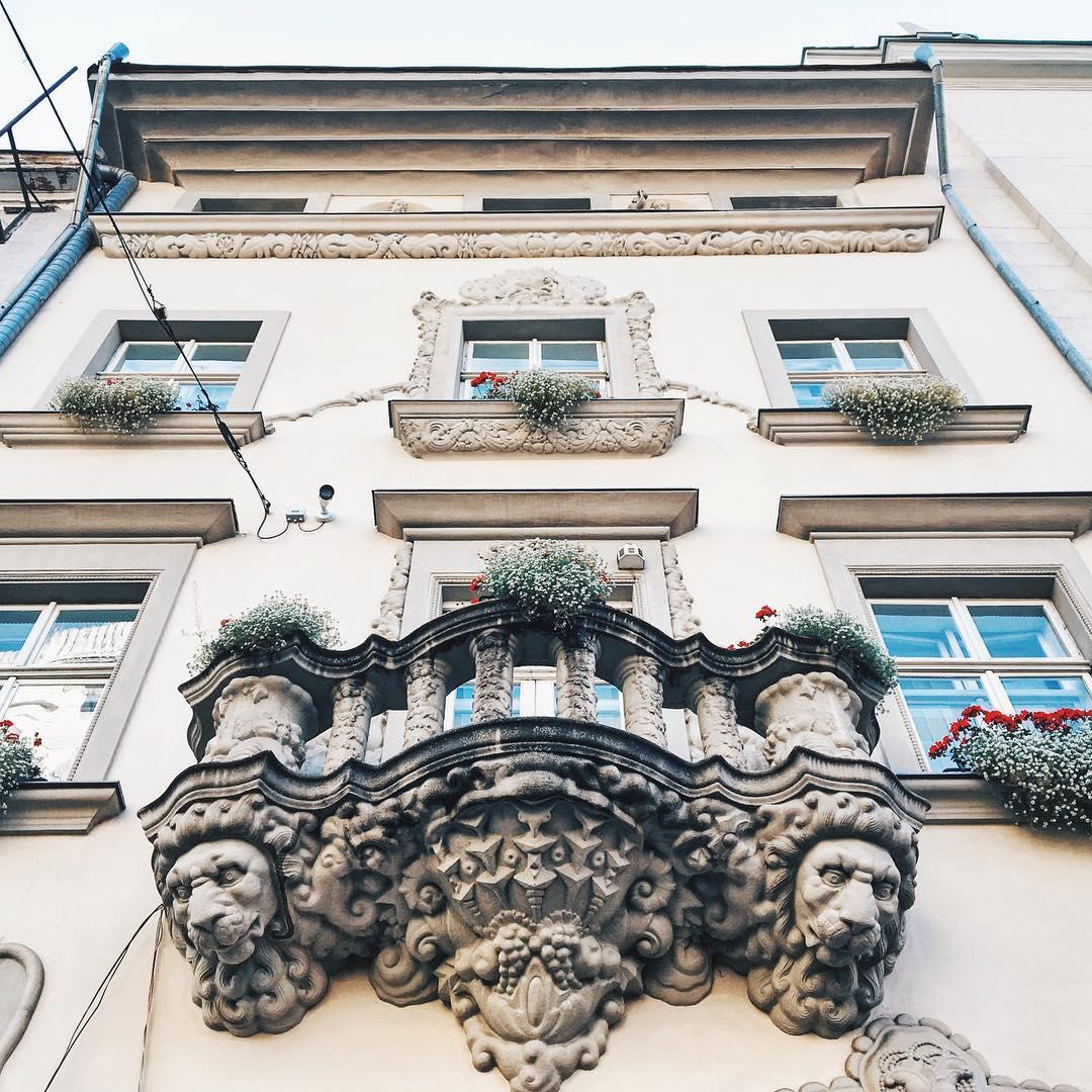 львів балкон