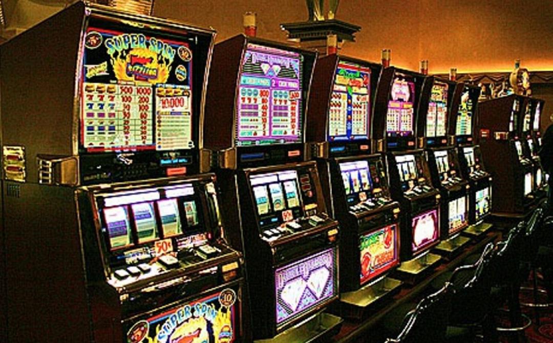 гральні автомати казино