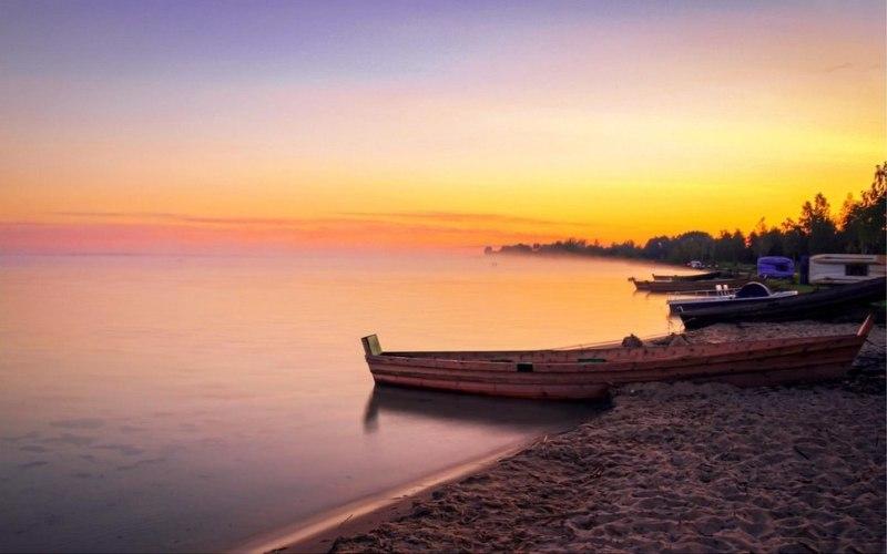 Магічний ранок наозері Світязь(фото: Kaтерина Синельник)