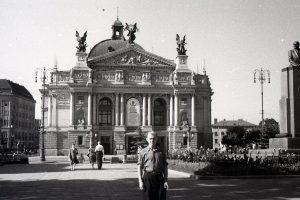 15 фотографій Львова 1956 року з сімейного архіву киянина