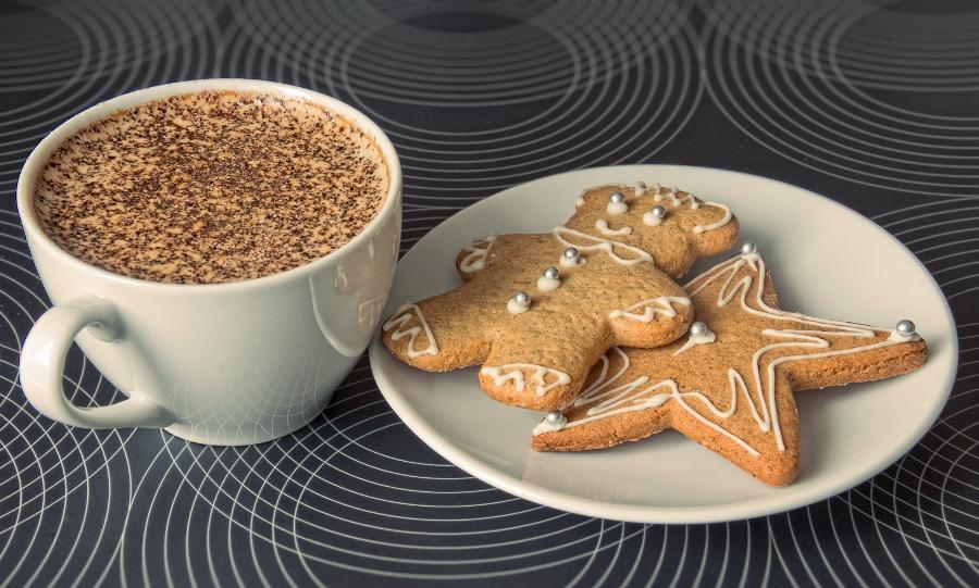 Кава з імбиром «Різдвяна казка»