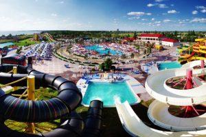 У Трускавці збудують найбільший у Східній Європі аквапарк