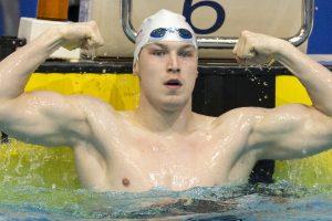 Український плавець Андрій Говоров встановив новий світовий рекорд