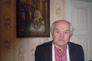 Хто він, дідусь, який прочитав вірш Кобзаря у Володимирі?