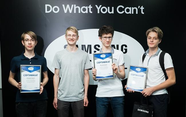 ІТ-школі Samsung.