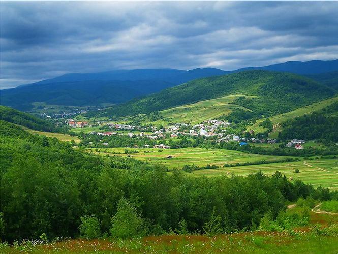 Солочин, Закарпатська область