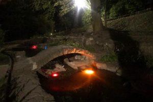 У Стрийському парку відновили каскад струмків, який не працював понад 25 років