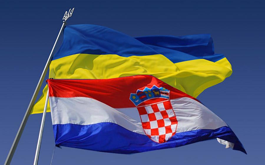 хорватія україна
