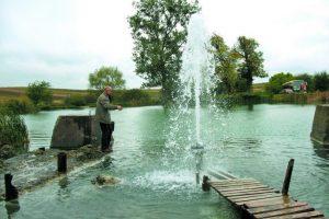 Подорожуючи Львівщиною: Милятинський гейзер