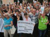 На громадських слуханнях львів'яни проголосували проти сміттєпереробного заводу в місті