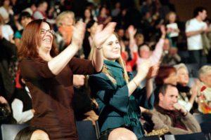 У Мінську показ фільму «Кіборги» завершився бурхливими оваціями