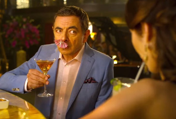 Агент Джонні Інгліш 3.0 / Johnny English 3, 2018