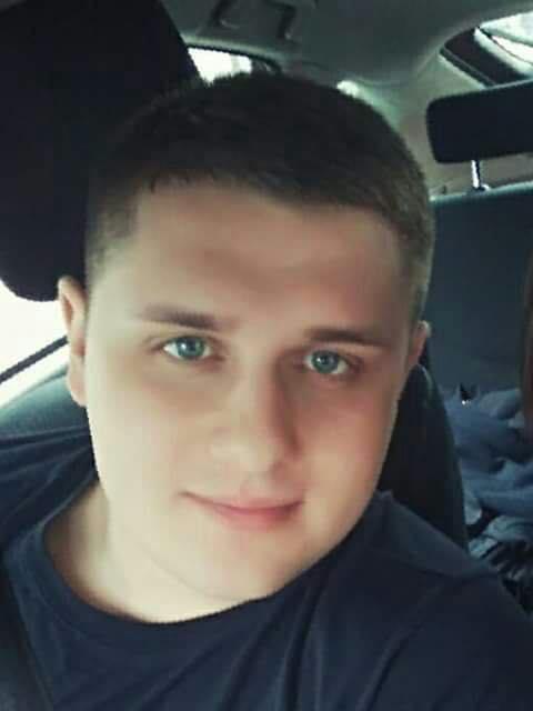 26-річний командир роти четвертого батальйону Патрульної поліції Львівської області Микола Калакура