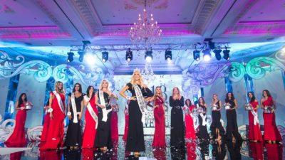 Львів'янка стала першою віце-міс Україна-Всесвіт. Фото