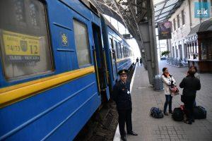 Україна готується припинити залізничне сполучення з РФ