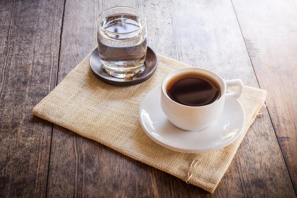 кава вода