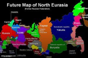 Латвійський депутат пропонує розділити Росію між окупованими нею народами