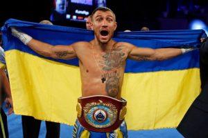 Українець Василь Ломаченко став кращим боксером в світі