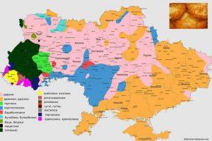 """Як називатимуть ваші """"бритванку"""" і """"біціґлі"""" в інших містах? Карта діалектів Західної України"""